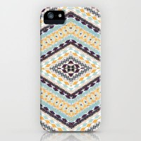 RETRO PATTERN iPhone Case by Nika | Society6