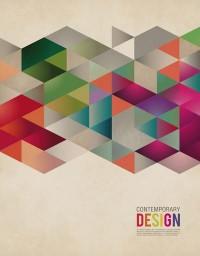 contemporary design Stretched Canvas by Glova Yevgeniya | Society6