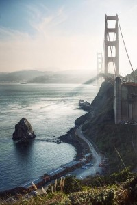 Golden gate | SerialThriller™