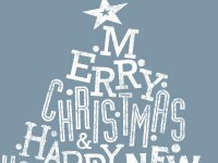 Christmas Card (English) by Brad Goodwin