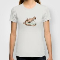 Life 3 T-shirt by Belle13 | Society6