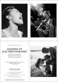 """Legends of Jazz Photography"" and Jim Marshall, ""Trust"" in Los Angeles @Fahey/Klein Gallery » True Photo Talk"