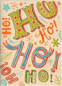 design work life » Linzie Hunter Christmas Cards