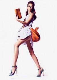 MindSpárkle Magazine — Barbara Palvin ??? ??????? ?????? Vogue Spain