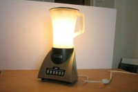 The Blender Lamp