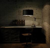 DESK LAMP OUTLINE COLLECTION BY BLEU NATURE | DESIGN FRANK LEFEBVRE - BASTIEN TAILLARD