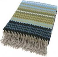 Missoni Home - Humbert Throw - T70 - 130x190cm from Amara Living | Throws - furnish.co.uk