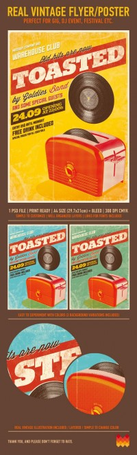 Posters with Awesome Typography   Abduzeedo Design Inspiration & Tutorials