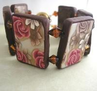 Tile bracelet | Flickr - Photo Sharing!