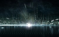 Tron Legacy. City concept. by *Shelest