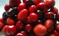 fruits,cherries fruits cherries strawberries 1920x1200 wallpaper – Fruits Wallpapers – Free Desktop Wallpapers