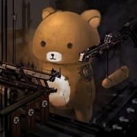 robots,Nazi robots nazi digital art machinery teddy bears 1400x1400 wallpaper – Bears Wallpapers – Free Desktop Wallpapers