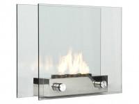 Southern Enterprises Loft Portable Indoor / Outdoor Fireplace | Fancy Crave