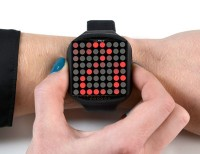 DIY LED Watch from Adafruit Industries
