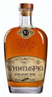 WHISTLE PIG 10 YEAR RYE