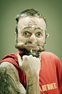With Smushed-Face Photos, Grotesque Hilarity Ensues | Raw File | Wired.com