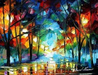 Oil Paintings Made Using Only a Palette Knife   Just Imagine – Daily Dose of Creativity