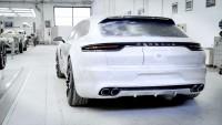 Porsche Panamera Sport Turismo Design Process - Car Body Design