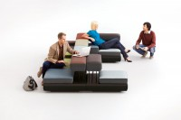 Plot sofa – Design by osko+deichmann for Brunner – Milan 2012 | Yookô