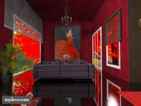 Flamenco - 3D design by Your well wisher