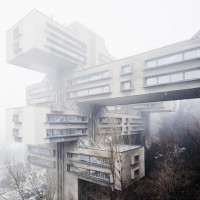 Soviet Union's avant-garde architecture — Lost At E Minor: For creative people