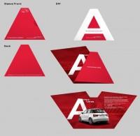 audi a1 sportback launch - steven jodistiro / art director