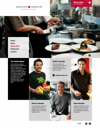 Best About Pages – Showcasing the best of the best about pages on the web » Henssler & Henssler
