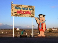 Now you can visit the Flintstones in real life — Lost At E Minor: For creative people
