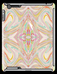 """Mirrored 2"" iPad Cases by pascalplus 