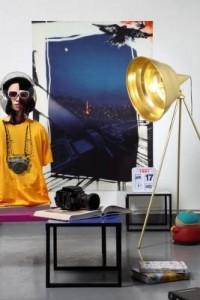 """Panneau décoratif photo """"Graphique"""" PARIS A TOKYO 125*160 cm"""