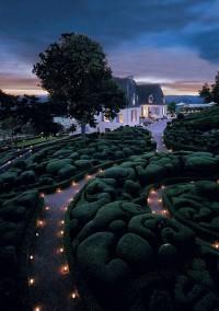 Living in a box | I Giardini di Marqueyssac a Vezac, Francia.