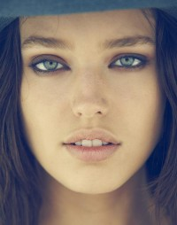 The Beauty Model | Emily Didonato by Dean Isidro.