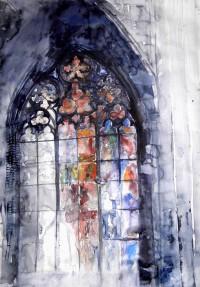 Watercolor Wonders by Maja Wronska | inspirationfeed.com