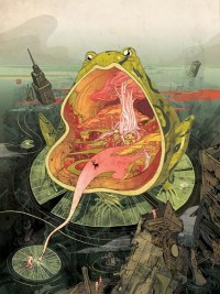 Victo Ngai - New York, NY Artist - Illustrators - Artistaday.com