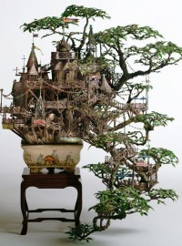 Cool Bonsai Treehouse