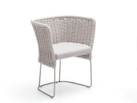 GARDEN CHAIR AMI COLLECTION BY PAOLA LENTI | DESIGN FRANCESCO ROTA