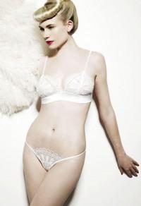 Gojee - Femme Fatale White Opium Fan