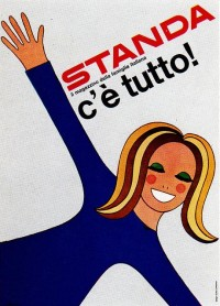 1960s Advertising - Poster - Standa (Italy) | Flickr - Photo Sharing!