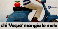 All sizes | 1960s Advertising - Poster - Piaggio Vespa (Italy) | Flickr - Photo Sharing!
