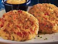 Red Lobster Recipes - Maryland Crab Cakes Recipe