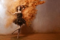 Powder- / Mehl-Shooting I - Bild & Foto aus Studio - Fotografie (23060749) | fotocommunity