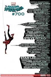 Amazing Spider-Man #700 50th Anniversary Variant | Apps | Marvel.com