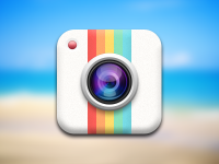 Camera Icon Updated by Jonathan Sutherland