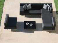 Luxury Outdoor Modular Sofa for Outdoor Furniture Design Ideas by Kris van Puyvelde 7 - New York's Home, Design and Gifts Market   New York Markt