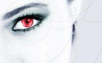 close-up,futuristic closeup futuristic red eyes cyber girls 1920x1200 wallpaper – Close-up Wallpapers – Free Desktop Wallpapers