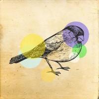Paper birds 2 Art Print by Sreetama Ray | Society6