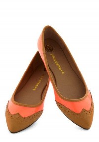 Wow and Then Flat | Mod Retro Vintage Flats | ModCloth.com