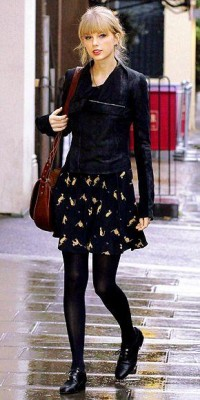 Taylor Swift Fashion and Style - Taylor Swift Dress, Clothes, Hairstyle - Page 22