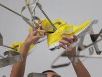 Nike's amazing kinetic motion sculpture | 3D | Creative Bloq