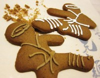 Gingerbread Ninja Cookie Cutters | Fancy Crave